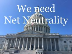 Act Now! Tell Congress To Protect Internet Freedom!