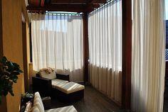 Kültéri függöny, terasz függöny, kerti függöny, pergola függöny – nincs lehetetlen!
