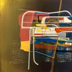 Stunning original artwork by Jim Harris. #art #contemporary #abstract #painting #artgift #painting #originalart #home #style #abstractpainting #beautiful #artwork #homedecor #wallart #decor #walldecor #originalpainting #paintings