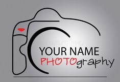 Illustration about Camera Logo. Illustration of graphic, clip, company - 30341973 Photography Logo Hd, Quotes About Photography, Photography Business, Camera Photography, Food Photography, Wedding Photography, Photographer Business Cards, Photographer Logo, Edit Logo