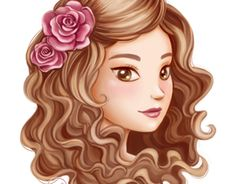 """Check out new work on my @Behance portfolio: """"Julia"""" http://be.net/gallery/44533171/Julia"""