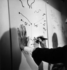 Ernst Haas 1952 Paris Jean Cocteau
