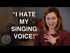I Hate My Singing Voice, Help! - Felicia Ricci shaping your vocal tone Vocal Lessons, Singing Lessons, Singing Tips, Music Lessons, Singing Quotes, Singing Exercises, Vocal Exercises, Learn Singing, My Singing