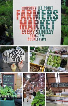 New zealand Farmers market