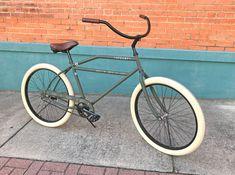 "Chrome Cruiser Bicycle Headset 1/"" Fork BMX Lowrider Chopper Vintage Rat Rod Bike"