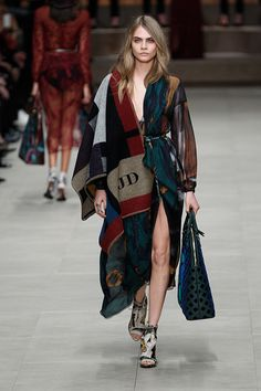 Trend: Statement Outerwear, Burberry Prorsum // Fall fashion 2014: 231 photos of the top 10 trends of the season http://www.fashionmagazine.com/fashion/2014/08/18/fall-fashion-2014-top-10-trends/