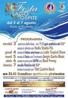 Desenzano del Garda | Festa del Lago e dell'Ospite 2016 a Rivoltella
