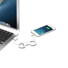 GoBuddyPlus USB to Lightning Cable USB to Mini Cable  #Gadget  #gadgetLove  #lynnFriedman @sync #cable