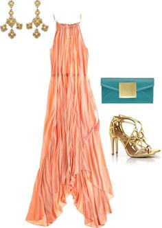 how to wear a maxi dress to a wedding | what to wear to a beach wedding, maxis, maxi dresses, metallic sandals