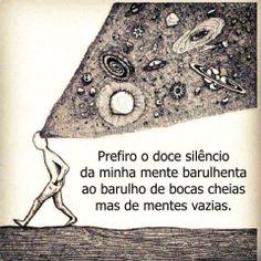 doce silêncio