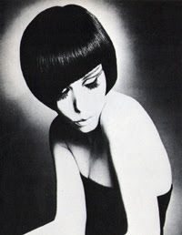 Peggy Moffitt, Sassoon hair