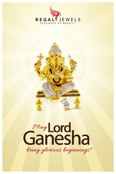 This Ganesh Chaturthi, celebrate with something new, something glorious.