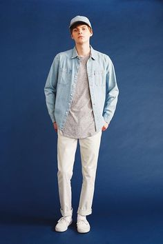 Urban Outfitters: Monday blues have never looked so good #mensfashion