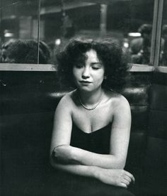 6 Robert Doisneau, Mademoiselle Anita, 1951