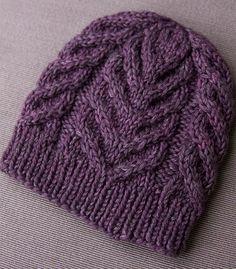 Севернее - свободный кабель шаблон шляпа! | Can Вязаные Олово | Bloglovin '