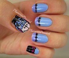Eeyore Nails