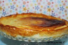Tapitas y Postres: Tarta de queso light.
