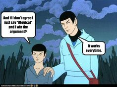 Vulcan Secrets Passed Down Through Generations