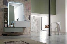 Per arredare il bagno contemporaneo in modo personalizzato, serve un sistema…