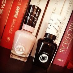 Kosmetyki z Mojej Półki: Sally Hansen Miracle GEL rozwala system !!!