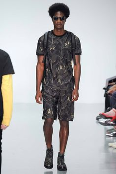 A. Sauvage Spring 2015 Menswear - Collection - Gallery - Style.com