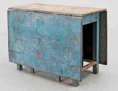 antique gateleg table (1700-1800)