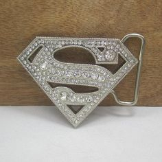 Ladies Superman Belt Buckle - Wonder Woman – Superhero Universe