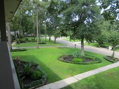 BALCONY: Overlooking quiet culd-de-sac and golf course. by www.HGIremodeling.com