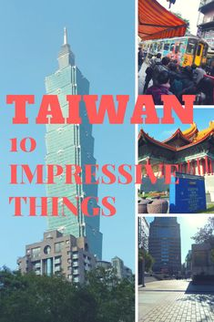 10 Impressive Things about Taiwan. 10 reasons why you should visit Taiwan now. Batanes, Bohol, Palawan, Taiwan Travel, Asia Travel, Best Solo Travel Destinations, Travel Tips, Taipei 101, Ilocos
