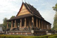 Wat Ho Phra Keo – A Unique Temple of Laos
