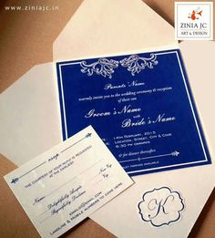 custom design your invites with us! call +919820673466 or mail us at ziniajc19@gmail.com invitation design by Zinia JC #weddinginvite #weddinginvitations