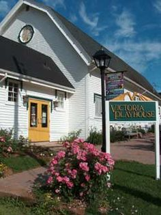Victoria Playhouse, Victoria By the Sea, PEI, Prince Edward Island, Canada