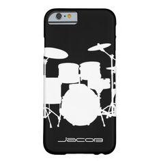 Drums iPhone 6 Case