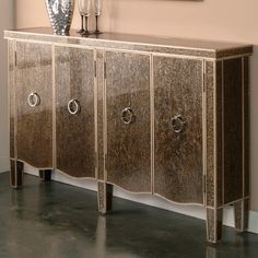 Gorgeous decoish console! Tiara Console from the Pulaski event at Joss and Main!