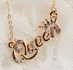 Cute Jewelry, Gold Jewelry, Jewelery, Jewelry Accessories, Jewelry Design, Disney Couture Jewelry, Fashion Necklace, Fashion Jewelry, Bling