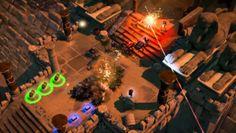 Lara Croft and the Temple of Osiris Debut Trailer, Key Art