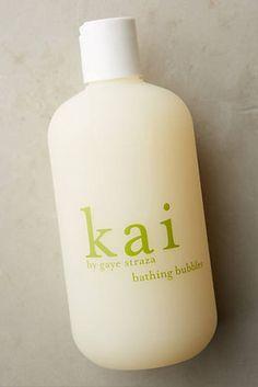 Kai Bubble Bath