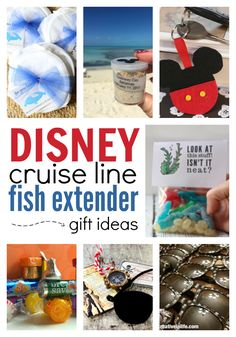 Need a fish extender gift for your next Disney Cruise? These gift ideas are easy and full of fun!