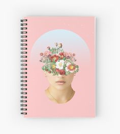 Minimal Floral Portrait Collage • Millions of unique designs by independent artists. Find your thing.