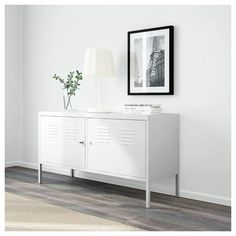 This is the IKEA Ps Cabinet. Visit us to check out our wide range of cabinets from IKEA. Armoire Ikea Ps, Ikea Ps Cabinet, Ikea Cabinets, Sideboard Cabinet, White Cabinets, Ikea White Cabinet, Display Cabinets, Affordable Home Decor, Easy Home Decor