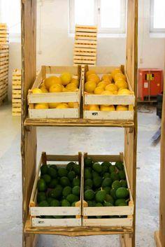 Portugiesisches Obst und Gemüse – Poís
