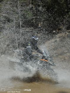 2014 BMW R1200GS Adventure First Ride Photos - Motorcycle USA Motorcycle Adventure, Motorcycle Parts, Motorbikes, Offroad, Touring, Adventure Travel, Photo Galleries, Motorcycles, Bmw