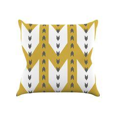 The Right Direction Pillow | dotandbo.com