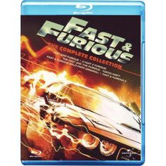 Fast & Furious: The Complete Collection (The Fast and the Furious / 2 Fast 2 Furious / The Fast and the Furious: Tokyo Drift / Fast & Furious / Fast Five) (2011) HD!!!!