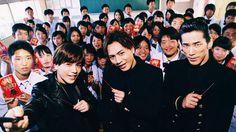Takanori & Hiroomi & Naoki