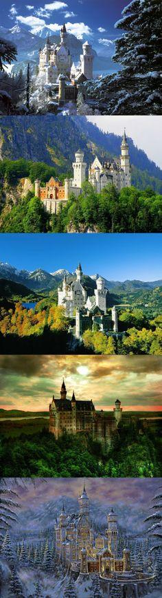 Robert Finale - Neuschwanstein Castle
