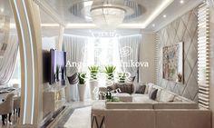 Дизайн интерьера квартиры в ЖК Montblanc в г.Новосибирск. Фото 2017