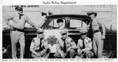 Tustin PD ... once upon a time