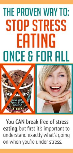 How to stop stress eating | I Think We Could Be Friends
