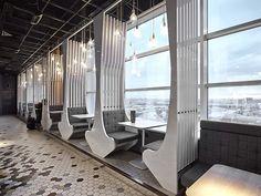 Autogrill restaurant by Creneau Int., Brussels – Belgium